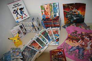Sélection Manga 4 | Médiathèque départementale du Doubs