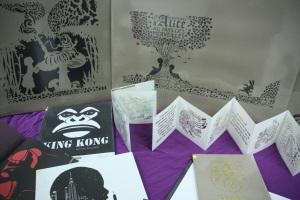 Expo : Des livres en dentelles | Lirabelle