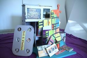 Sélection : Art et Fiction | Médiathèque départementale du Doubs