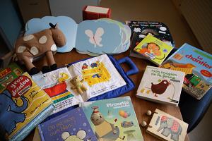 Sélection Bébés lecteurs 1 | Médiathèque départementale du Doubs. Auteur