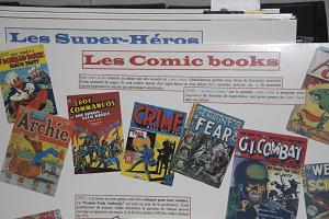 Sélection Comics | Médiathèque départementale du Doubs
