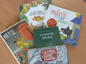 Sélection Contes du monde 2 | Médiathèque départementale du Doubs. Auteur
