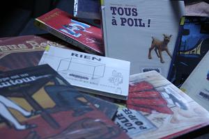 Sélection Des livres à la marge | Médiathèque départementale du Doubs. Auteur